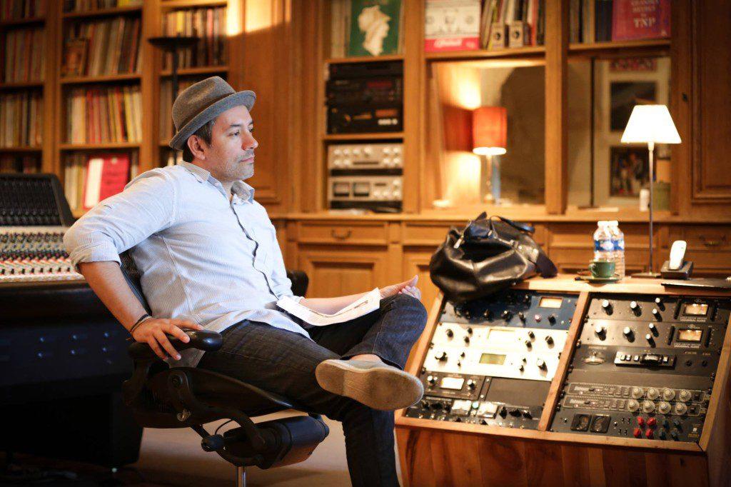 Manny Marroquin @Studios La Fabrique . Photo: Mix With The Masters