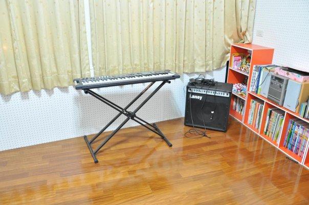 二樓鋼琴教室2