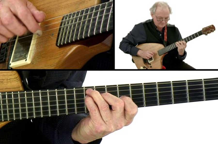 吉他手強效練習:四種簡單有效、能夠幫助你每天都進步的練習法