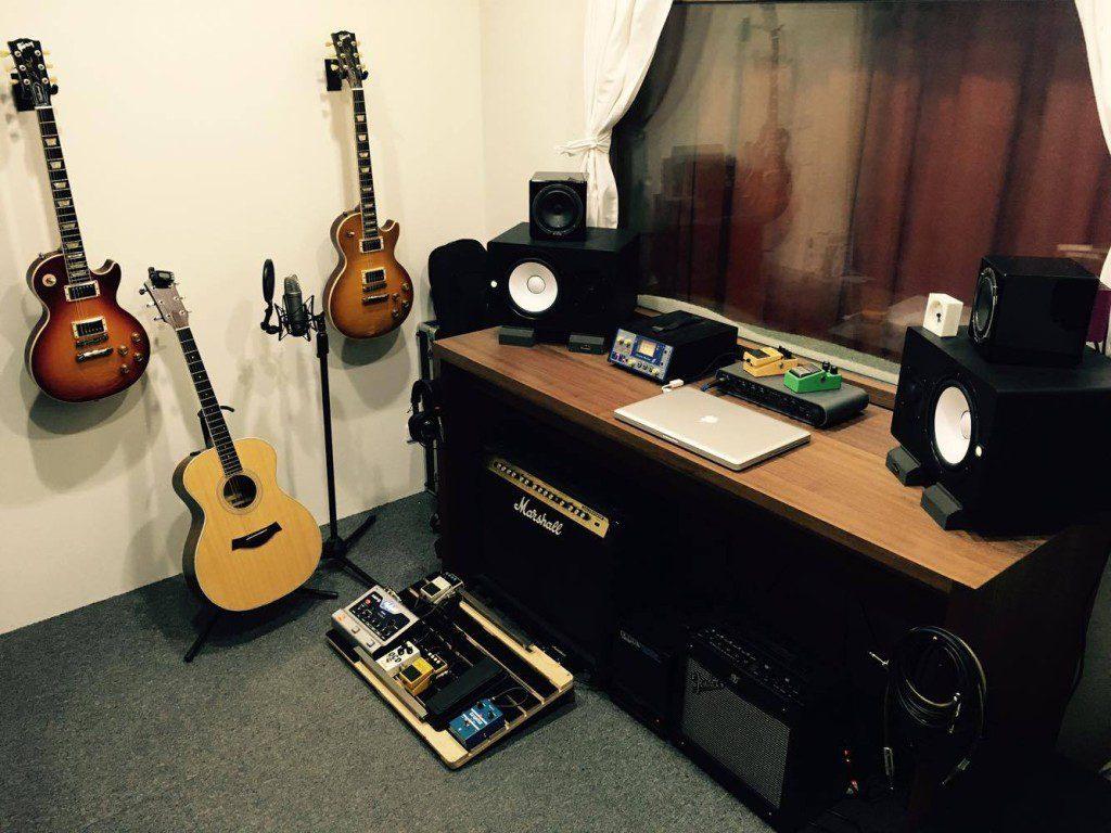 簡易錄音室