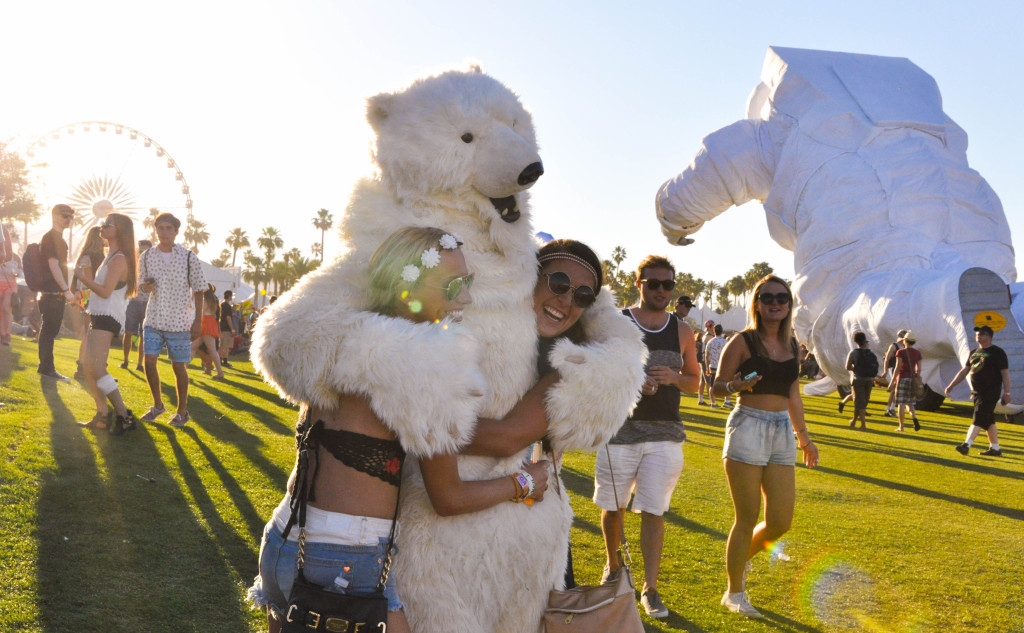 Coachella 2014 - Polar Bears