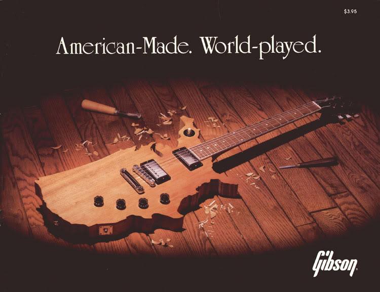 美國製造,世界齊奏