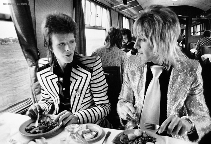 david-bowie-mick-ronson-mick-rock
