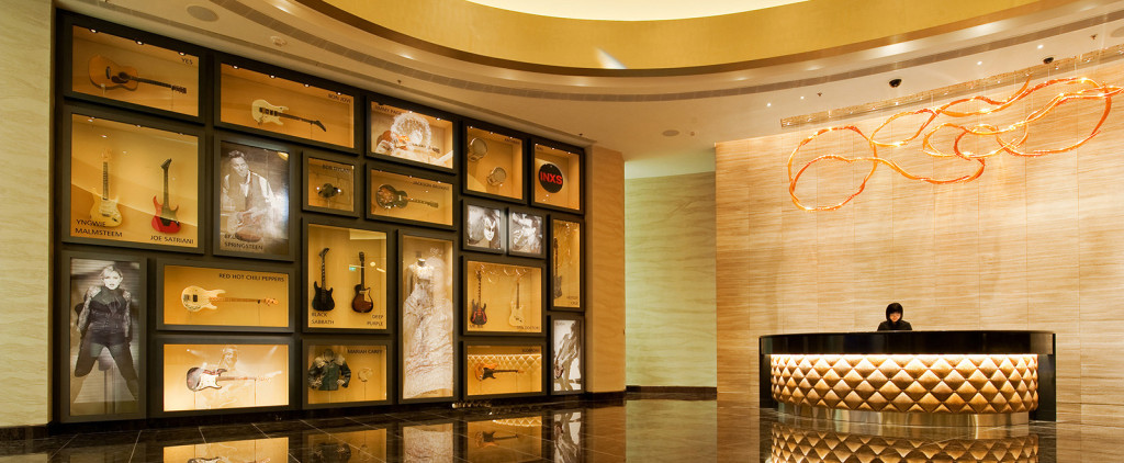 Hard Rock Hotel Macau – City of Dreams