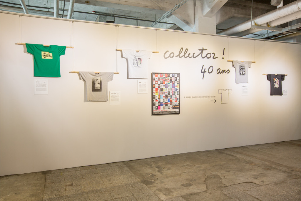 agnès b. 40 ans Artist Tee展覽 02