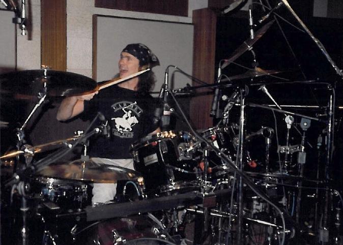 Red Hot Chili Peppers Ocean Way Recording Studio Mothers Milk 1988-1989