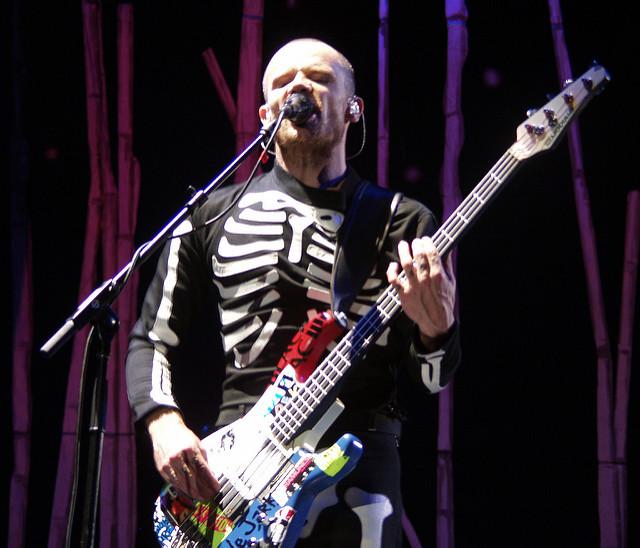 暱稱為 Punk Bass的 Modulus Bass 圖片來源:Clare Wilkinson