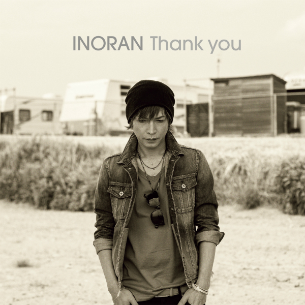 INORAN《Thank you》封面照