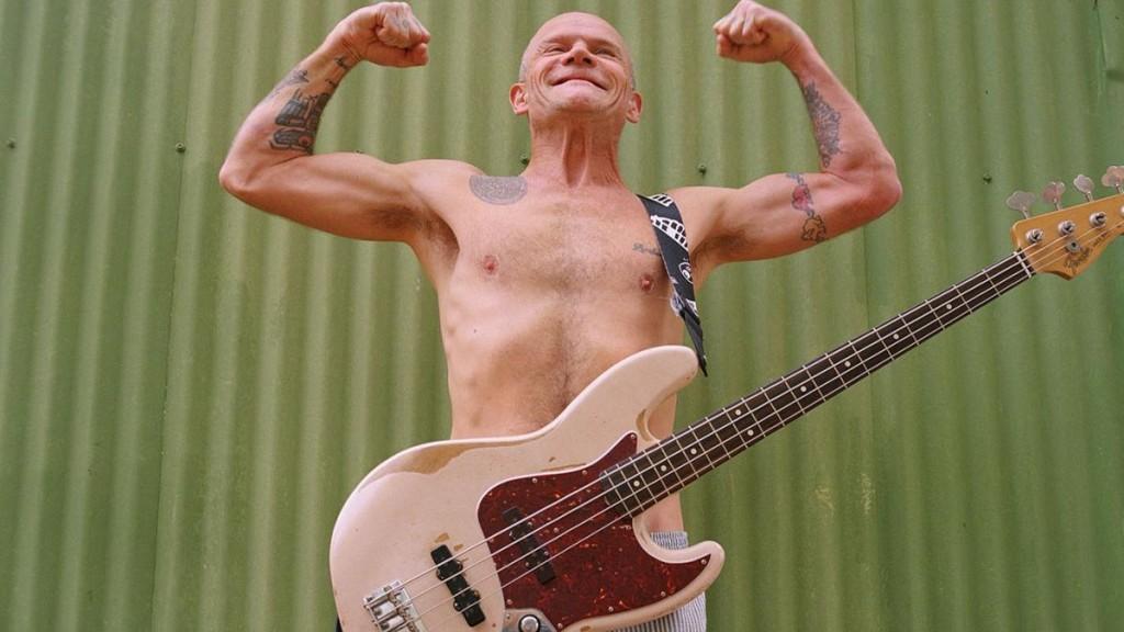 Fender 複刻版 Flea Bass. Photo: Fender