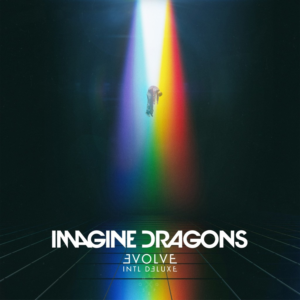 謎幻樂團Imagine Dragons【超進化EVOLVE】